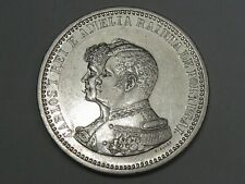 1898 Silver 500 REIS Coin of Portugal. 400th of Anniversary of Discovery.  #28