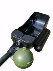 Nash Bushwhacker Baiting Pole Deeper Pro + Chirp + 3.0 Black Mount Kit Only