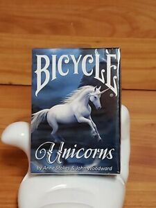 Bicycle Anne Stokes Unicorns, Playing Card Deck NEW