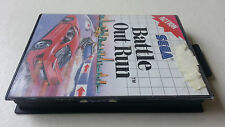 Battle Out Run - Sega Master System (PAL AUS/UK/EUR Complete Outrun)