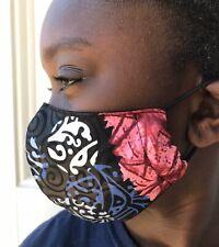 African Ankara Face Mask