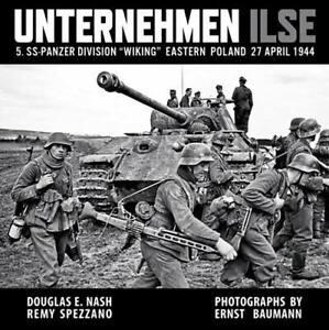 Unternehmen Ilse: 5. SS-Panzer Division Wiking Eastern Front 27 April 1944