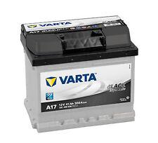 VARTA Starterbatterie 41Ah BLACK dynamic 5414000363122 zzgl. 7,50€ Batteriepfand