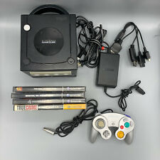 Nintendo GameCube Console Bundle - Jet Black