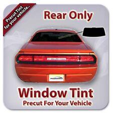 Precut Window Tint For Chevy S-10 Blazer 2 Door 1983-1994 (Rear Only)