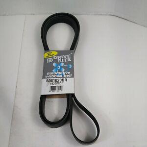 Serpentine Belt Drive-Rite 5061020DR 1020K6DR
