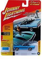 2018 Johnny Lightning Classic Gold 50TH ANNIV/SHELBY GT-500 1970 Shelby #4