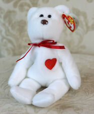 Extremely Rare! VALENTINO 1993 TY INC Beanie Baby with 7 Tag Errors PVC  pellets e2829cc760d6