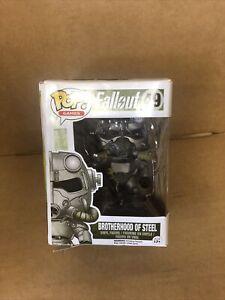 Funko Pop! Vinyl Figure -  Fallout Power Armor #49. Games
