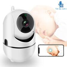 1080P Wireless Wifi IP Camera CCTV Security Webcam Baby/Pet Monitor Night Vision