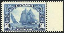 158 - 50c Bluenose NH Mint Single