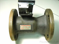 """Unused Worcester 2"""" One-Piece Flanged Ball Valve, 2 5146T150R6, WCB"""