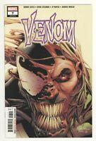 Venom #7 * Stegman Cover NON-SECRET TONGUE Variant 1st APP Dylan Brock * GEMINI
