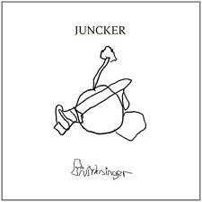 JUNCKER - BIVIRKNINGER   CD NEU