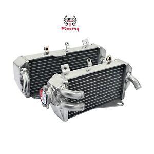 New Honda  CRF450R 2017-2020 Hi-performance Aluminum Super Cooling Radiators