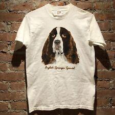 New ListingVintage Dog Shirt English Springer Spaniel Size M