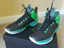 Jordan Melo M11 Green Spark, Size 10 (100% Legit with ALL Original Packaging)