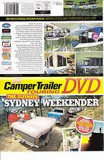 Australian 4WD Action-21-Camper Trailer Touring:Sydney Weekender-Car 4WD-DVD