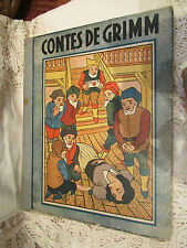 ancienne BD bande dessinee les contes de grimm