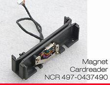 MAGNETCARD CREDIT CARD READER MAGNETKARTENLESER NCR 497-0437490 MCM30-3R5110 MK4
