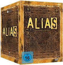 Alias Staffel 1 2 3 4 5 - Gesamtbox - Komplettbox - komplette Serie DVD NEU&OVP