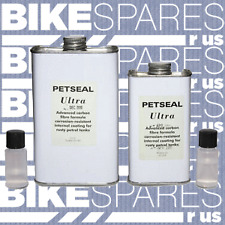 Petseal Ultra Motorbike Petrol / Fuel Tank Sealant 260 ml