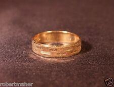 Mens 18K Gold Wedding Band MAKE ME AN OFFER!!