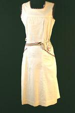 RARE 1930'S-1940'S DEADSTOCK COTTON DRESS SIZE SIZE 6