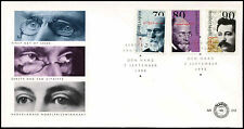 Netherlands 1993 Dutch Nobel Prize Winners FDC First Day Cover #C28037