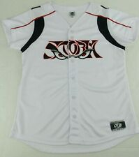 Authentic OTSports Minor League Lake Elsinore Storm Baseball Jersey SizeWomens L