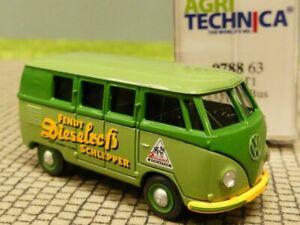 1/87 Wiking VW T1  Fendt Dieselroß 0788 63 Agri Technica Sondermodell