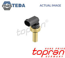 TOPRAN FAN SIDE COOLANT TEMPERATURE SENSOR GAUGE 400 873 G NEW OE REPLACEMENT
