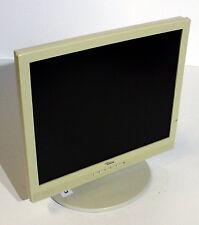 "01-07-03863 FUJITSU a17-2a 43,2cm 17"" LCD TFT Display Monitor Schermo B-Ware"