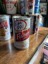 Fisher Beer 6 For 99c Mint Bottom Opened