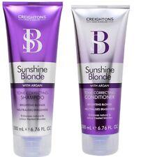 Creightons Sunshine Blonde Tone Correcting Shampoo & Conditioner (2-Pack) Purple