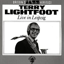 """Terry Lightfoot - Live In Leipzig """"BRAND NEW"""" 1st Class Post From The UK"""