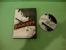 Taken (DVD, 2009, Extended Cut)