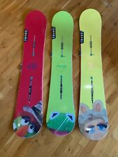 Burton Custom Flying V Restricted Muppets