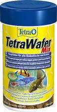 Tetra WAFER MIX - AQUARIUM SINKENDE FISCHFUTTER BODEN FUTTERSPENDER 480g/1000ml