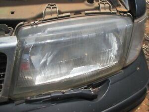 saab 900 9-5 sedan left side passenger headlight 1997 1994 2001