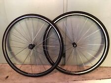 Campagnolo Nucleon 9/10 Speed Clincher Wheelset, Continental Tires