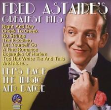 FRED ASTAIRE - LET'S FACE THE MUSIC AND DANCE: GREATEST HITS [HALCYON] NEW CD
