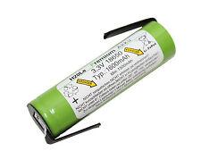 3 (3,3)Volt 1,6AH 18650 LiFePo4 H2OLE Akku mit Anschluflfahnen, Durchmesser ähnli