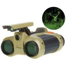 4x30 Binocular Telescope Night Vision Viewer Surveillance Spy Scope Pop-up Light