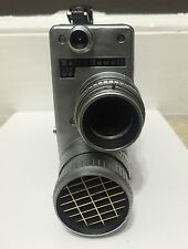 Vintage Bell & Howell16MM Automatic Exposure Control 200EE MovieCameras Untested