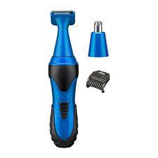 Babyliss 7180U Blue Men's Mini 3 in 1 Handy Hair Trimmer Clipper Shaver