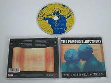 THE FAMOUS B.BROTHERS/THE DEAD SEA SCROLLS(SPV 084 88462) CD ALBUM