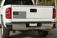 Vinyl Decal American Flag - USA sticker car window bumper hood