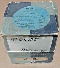 1941 Dodge 6 cylinder piston ring set (4 ring piston) Burd #: 461 .030