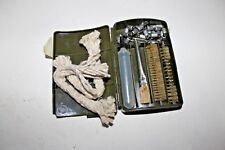 MILITARY SURPLUS GERMAN 308 CLEANING KIT CRACKED CASE G23